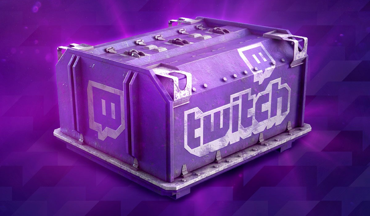 World of Warships Twitch Drops